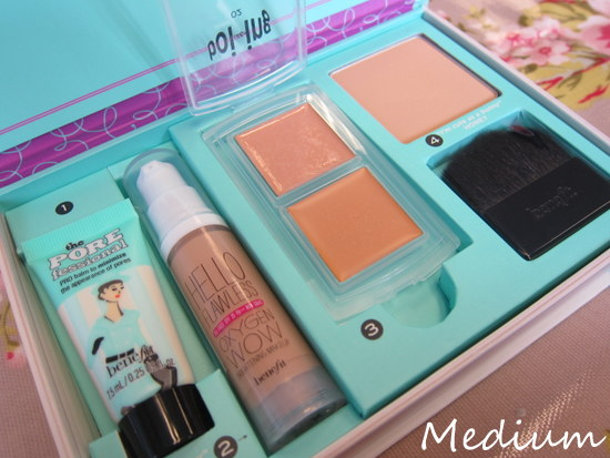 Benefit Instant Beauty Complexion Kit