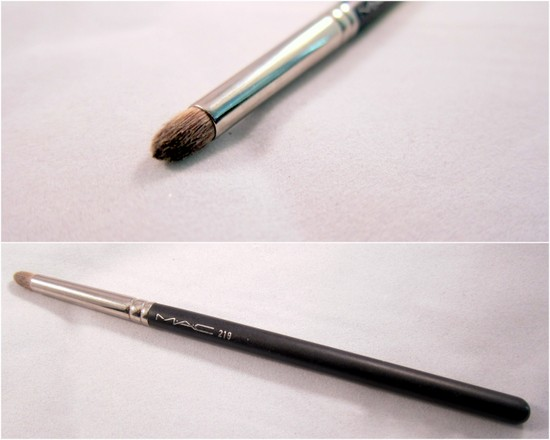 MAC 219 brush