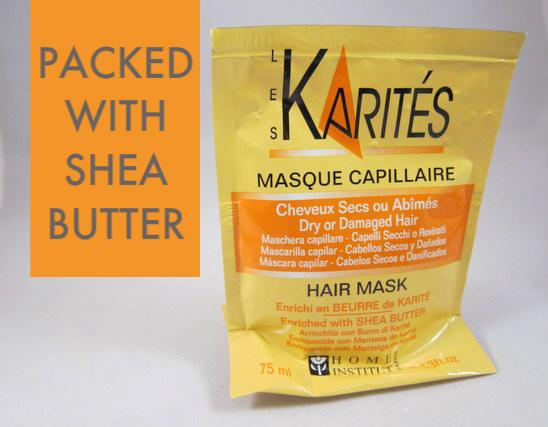 Home Institut Paris Shea Butter Mask
