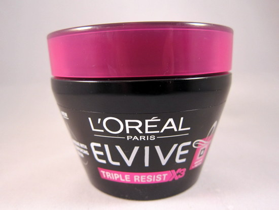 L'Oreal Elvive Triple Resist Hair Mask