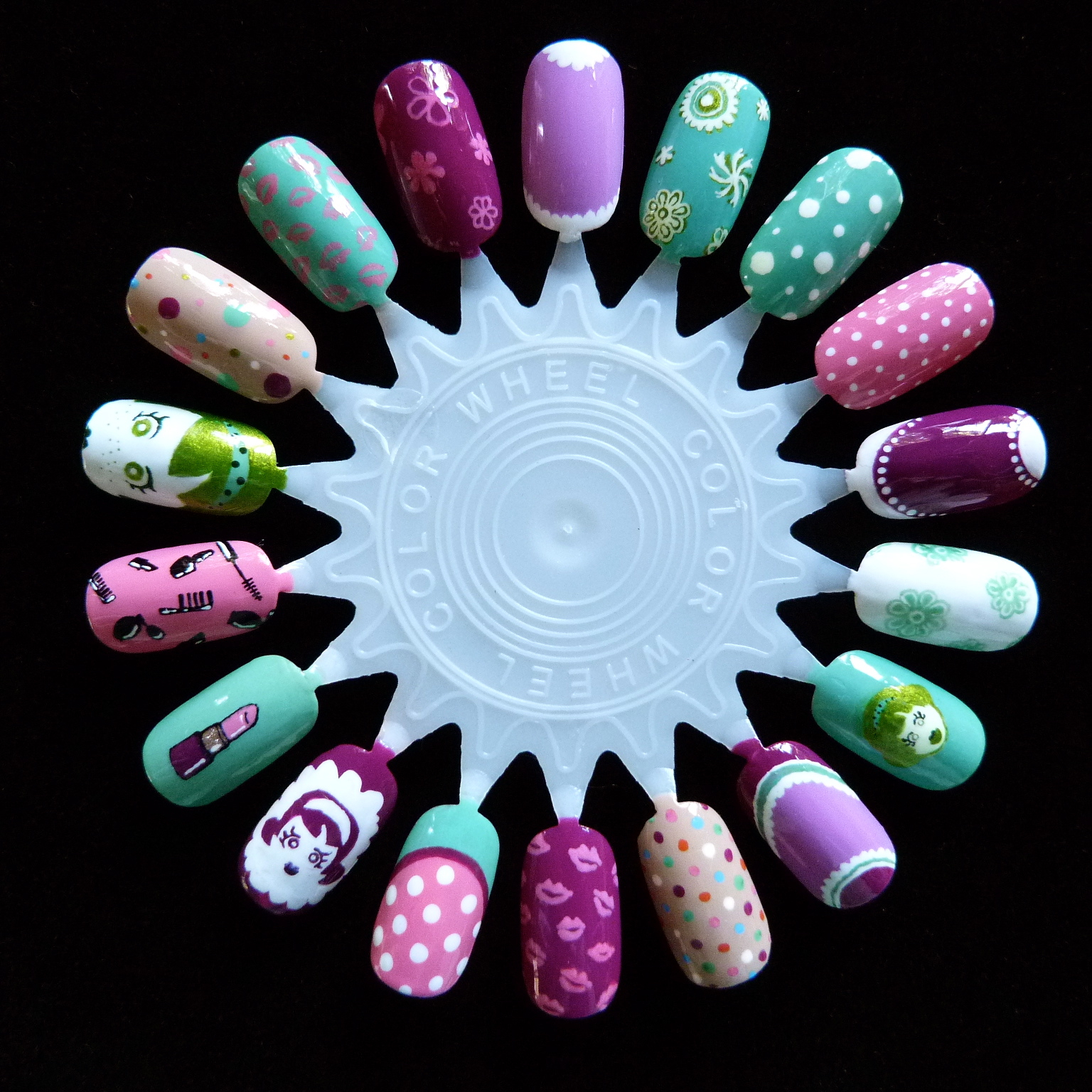 Super sneak peek beaut branded nail art beaut some prinsesfo Image collections