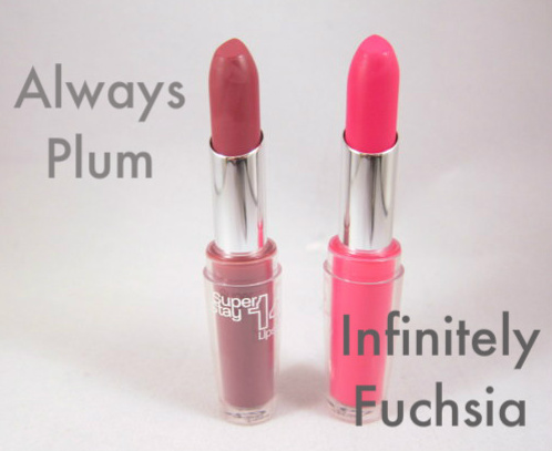 Maybelline SuperStay 14 Hour Lipstick Review, Pics, Swatches ...