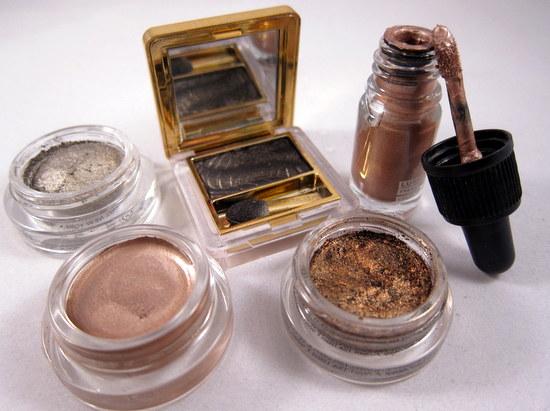 top five eyeshadows brown eyes
