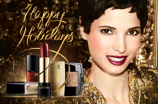 Lancome Christmas Collection 2012