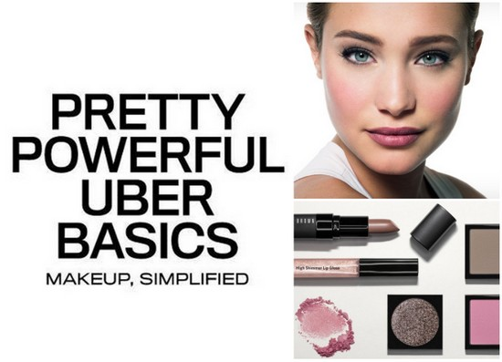 Bobbie Brown Uber Basics Collection
