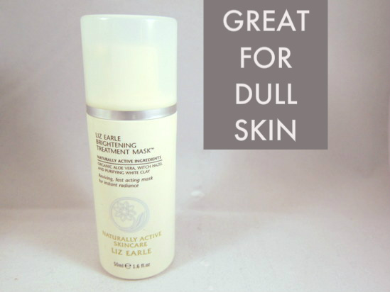 Liz Earle Brightening Face Mask