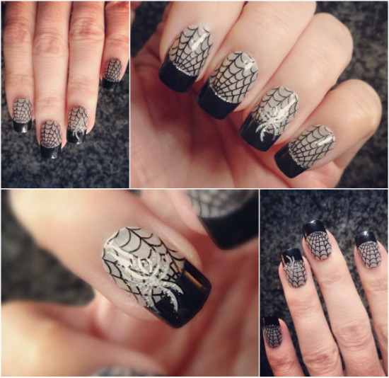 Broadway imPRESS: Easiest Halloween nail art ever | Beaut.ie