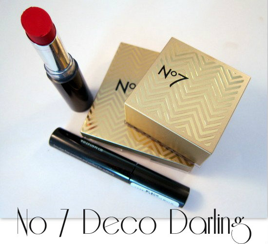 Boots No 7 Deco Darling Christmas collection