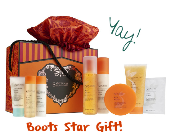 Boots Star Gift