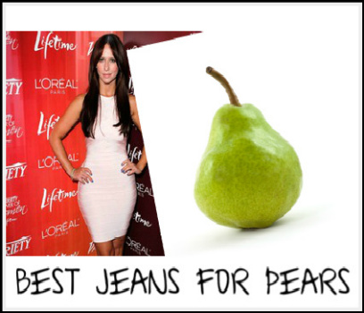 Picking jeans for your body type: the pear | Beaut ie