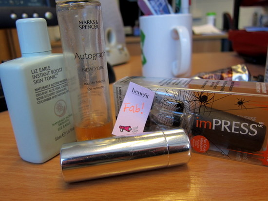 office beauty essentials