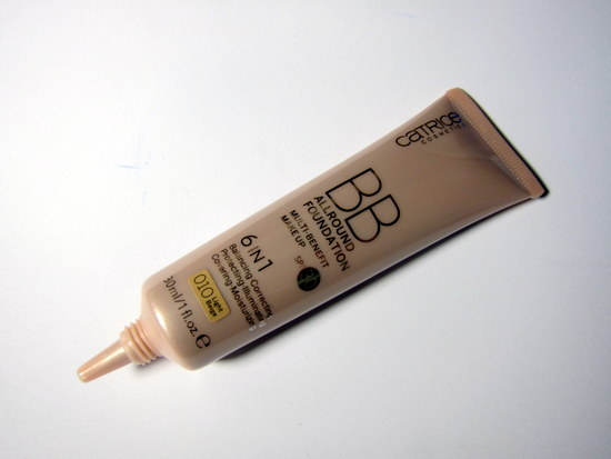 BB Allround Foundation Multi-Benefit Make Up
