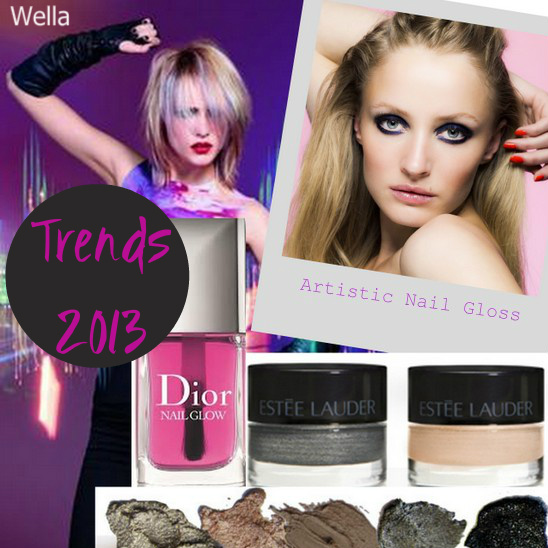 Beauty and Hair Trends 2013