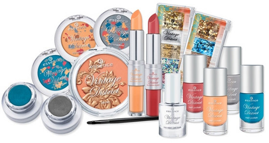 Essence Vintage District SS13 collection