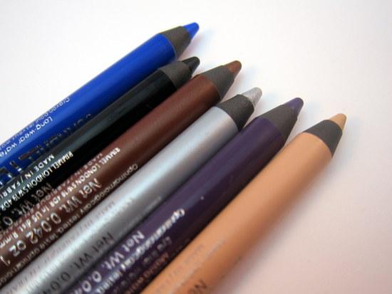 Rimmel Scandaleyes Waterproof Kohl Eye Pencils