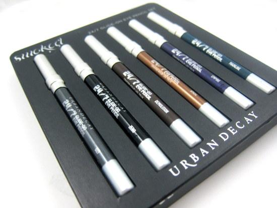 Urban Decay 24 7 Glide-On Eye Pencils