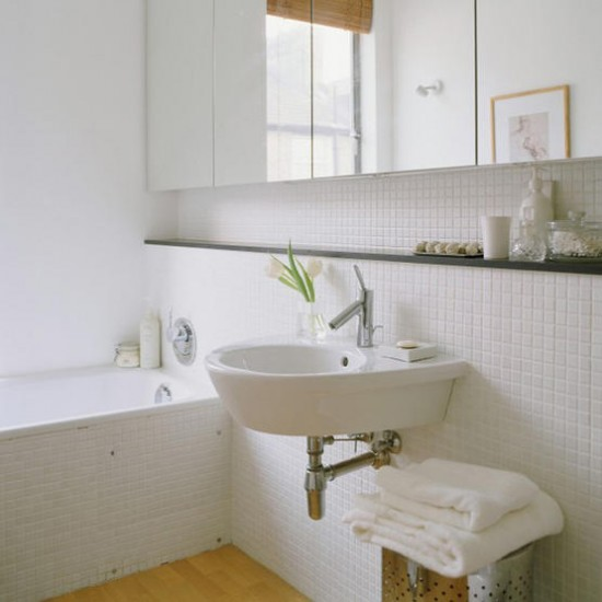 Hiding in plain sight beauty storage ideas for those who for Living etc bathroom ideas