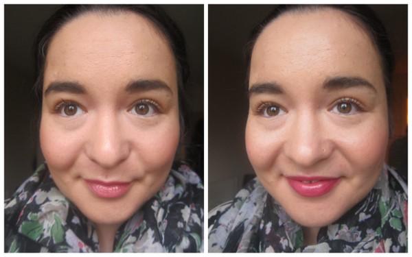 Clarins Joli Rouge Brilliant Perfect shine Sheer lipstick swatches