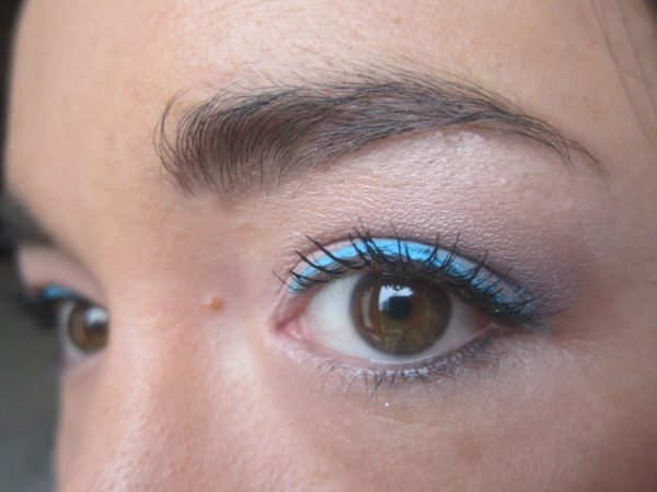 Estee Lauder Pretty Naughty SS13 eyeshadow swatch