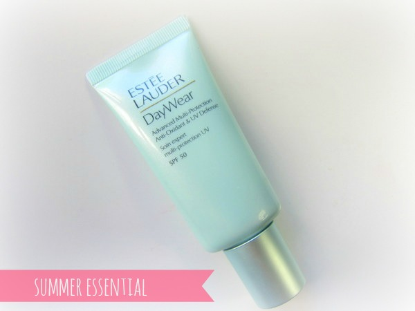 Estée Lauder DayWear Advanced Multi-Protection Anti-Oxidant UV Defense SPF 50 Review