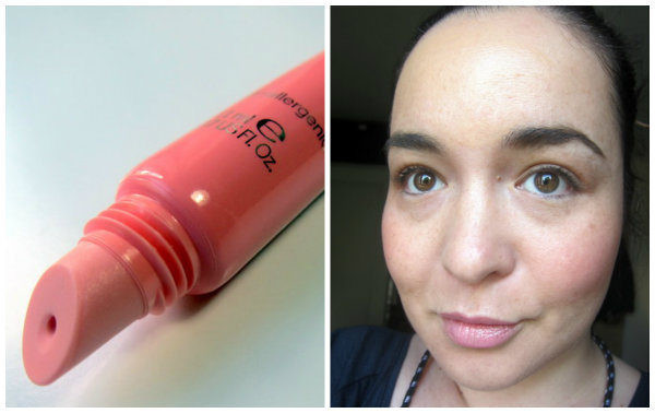 Boots No 7 BB Lips Delicate Pink Swatches