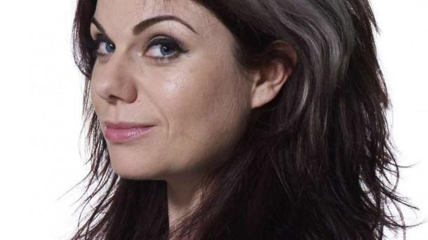 Caitlin Moran - Journalist, Feminist, Inventor of the Feminist Smile.