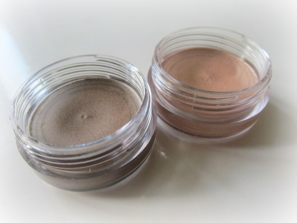 Make Up For Ever Aqua Creams Taupe and Warm Beige