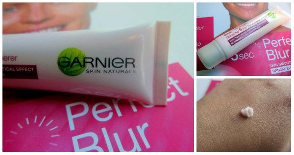Garnier 5 second perfect blur primer