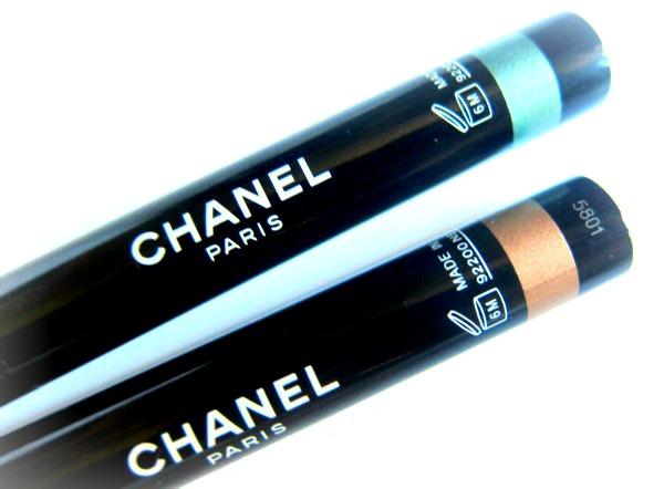 Chanel Stylo Eyeshadows SS13
