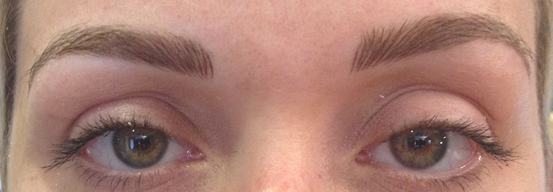 Semi permanent brow tattoo: embrowdery tried and tested | Beaut.ie