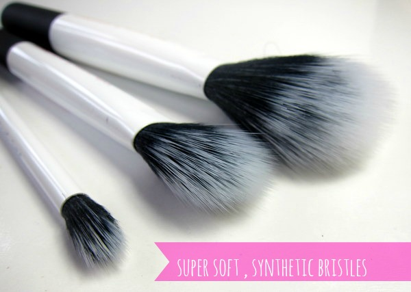 Real Techniques Limited Edition Duo Fiber Collection Review and Pictures. My addiction to makeup brushes ...