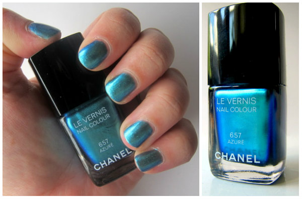 Mermaid Nails: Five Summer Favourites From Chanel, Dior, Essie ...