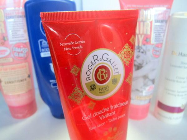 roger and gallet shower gel