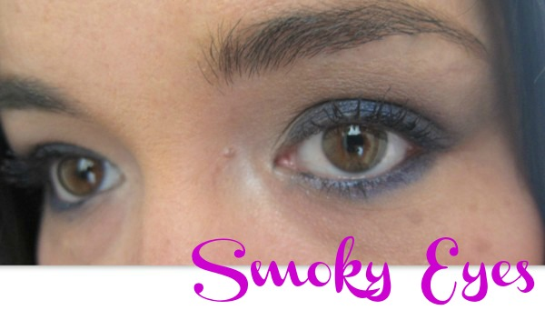 Smokey Eye Make Up