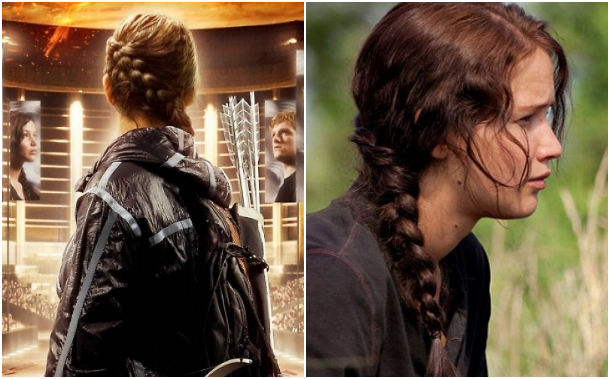 Katniss Everdeen Collage