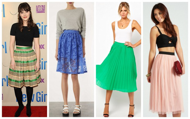 Summer sorted: Midi skirt length rocks | Beaut.ie