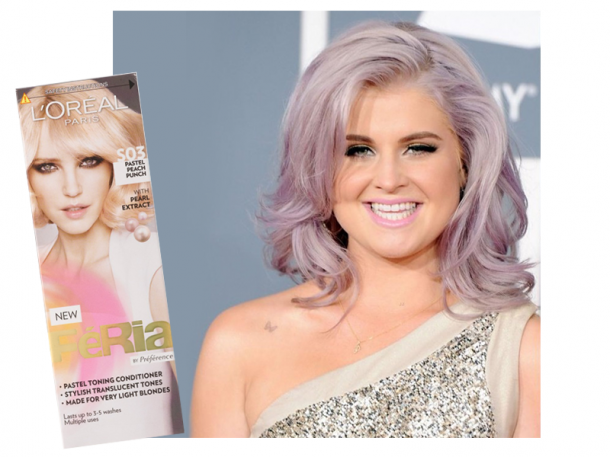 Kelly Osbourne - Bit of a mouth almighty but I like her!
