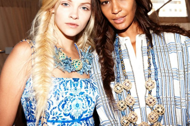 ss13 models with fishtail braids