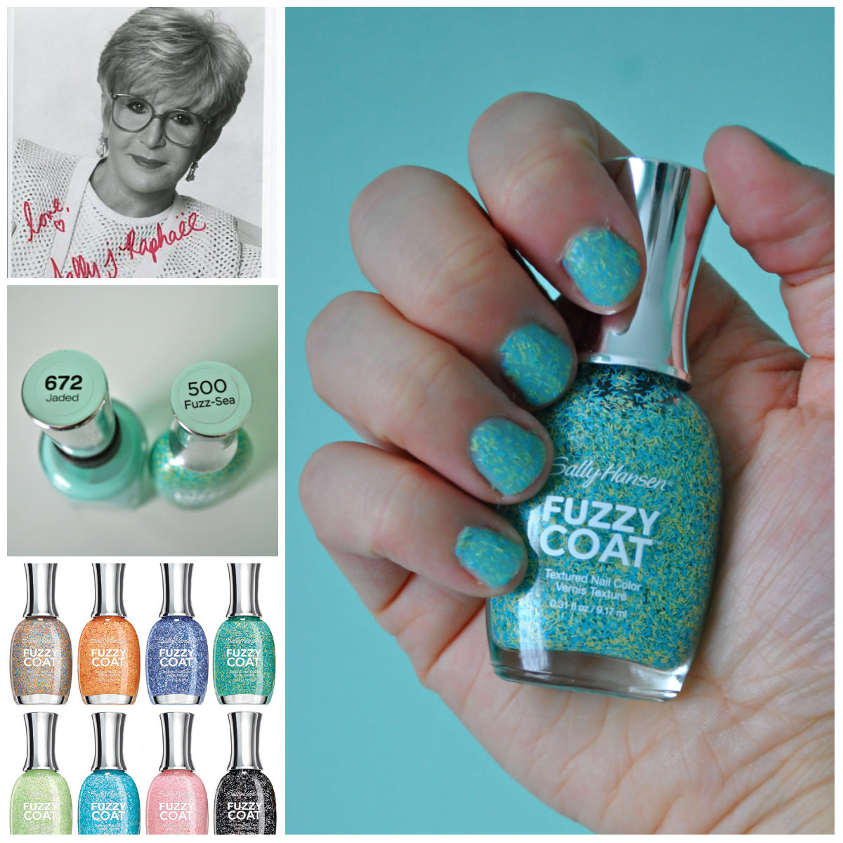Sally Hansen Fuzzy Coats: We Like Her Textured Range Very Much ...