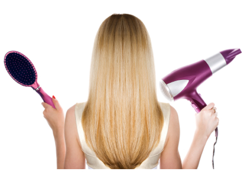 Blowdrying Hair Is Boring As Hell: Here's How I Do It - What About You?    Beaut.ie