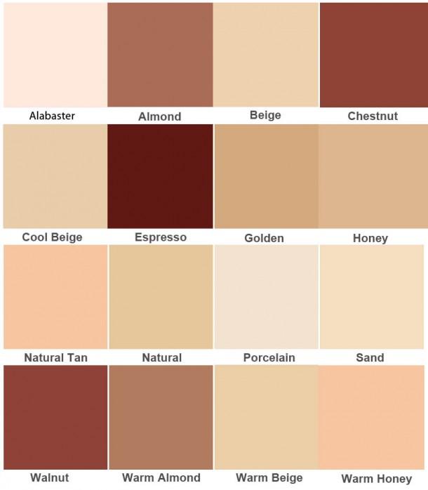 bobbi brown luminous shades