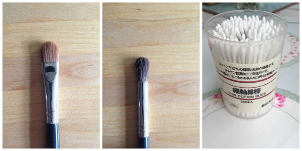 brushes step 1&2