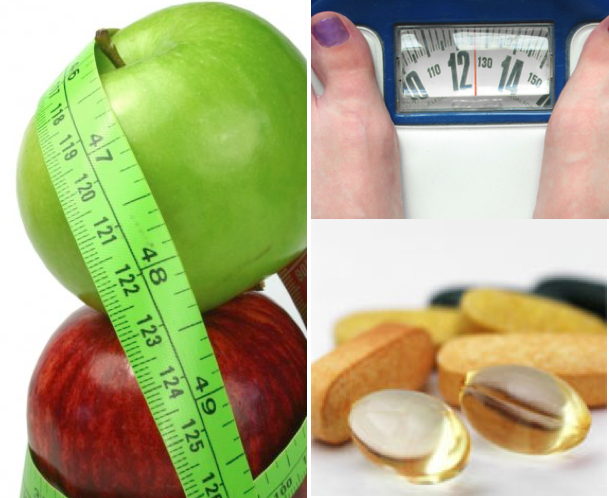 weight loss, apple, vitamins