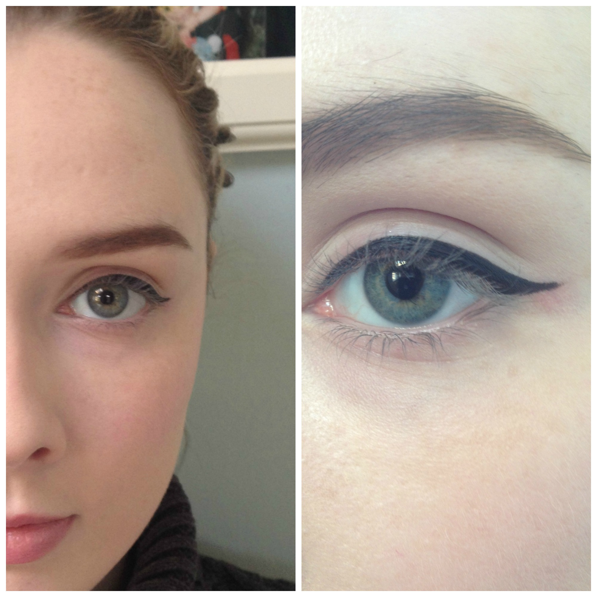 How To Apply Eyeshadow Downturned Eyes Solution For