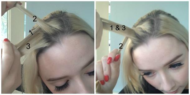 braid step 3