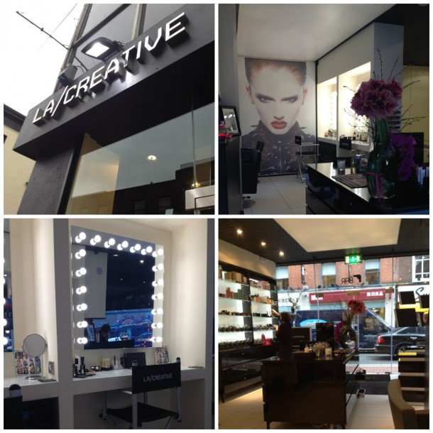 Fast Beauty Get Glammed Up In 45 Mins With La Creative