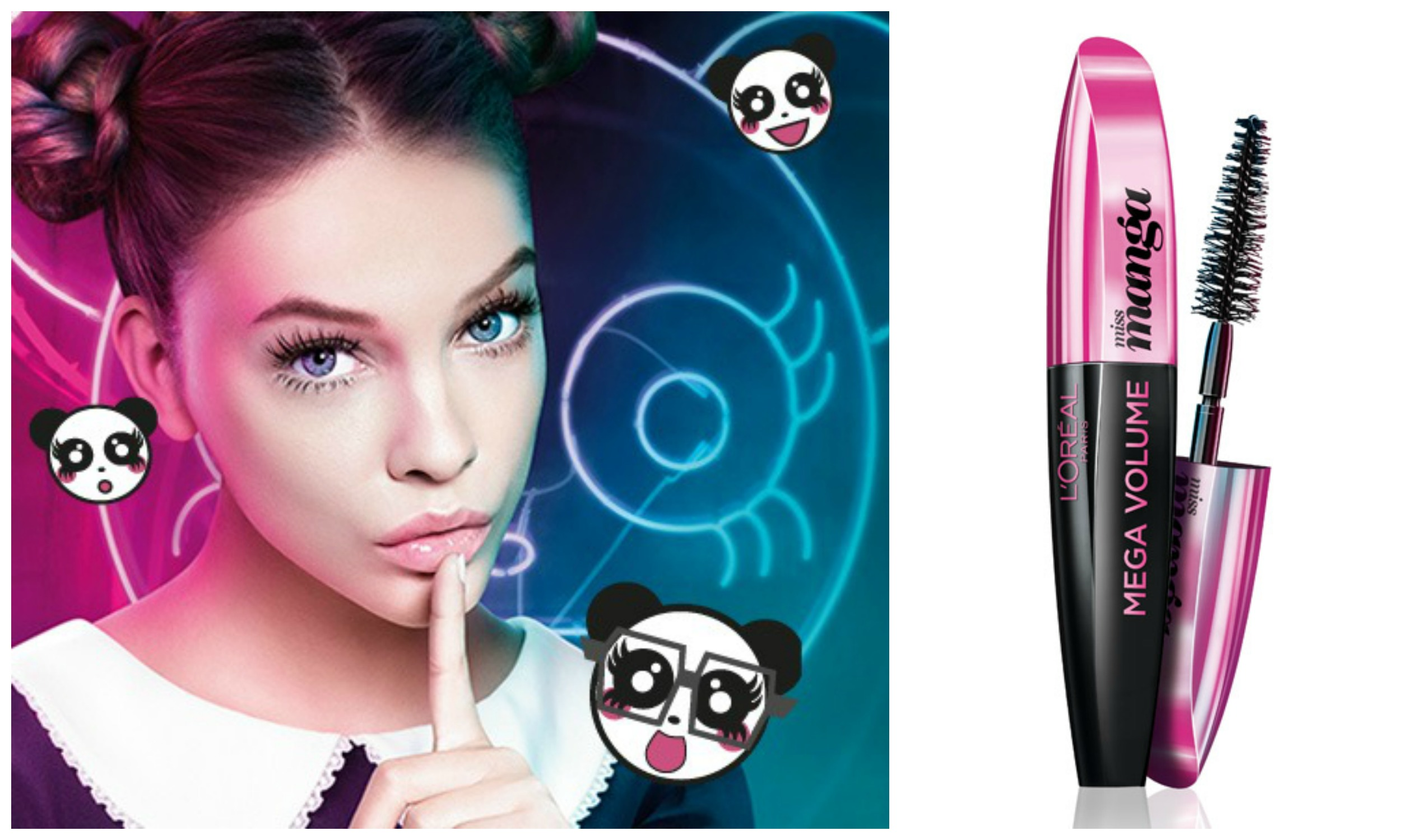 62ab9ea7465 L'Oréal Mega Volume Miss Manga Mascara Is Obscenely Good: Review And ...