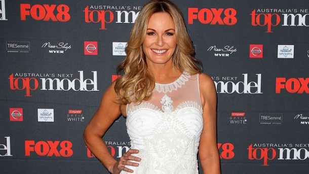 The late Charlotte Dawson (Image courtesy of Lisa Maree Williams:Getty)