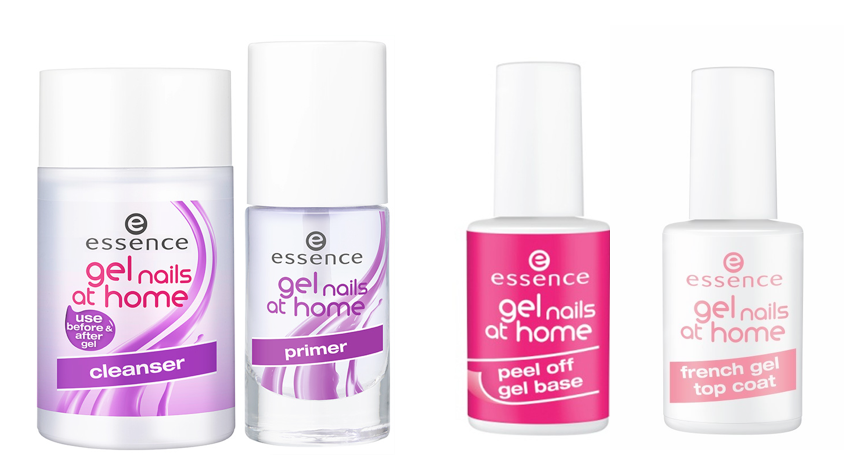 NEW! Essence Gel Nails At Home Kit: Glossy, Long Lasting Manicure ...