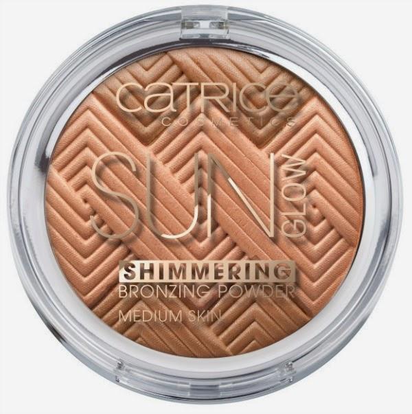 lala berlin loves catrice sun glow shimmering bronzing powder